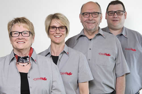Pfeiffer Optik Team